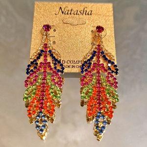 🌈Natasha Rainbow Earrings